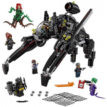 Great Kit LEGO Batman The Movie Creature