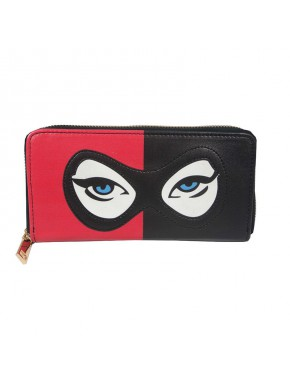 Cartera Harley Quinn DC Comics Eyes