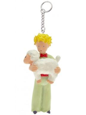 Llavero El Principito con la oveja 13 cm