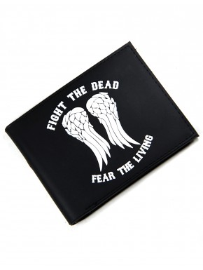 Cartera The Walking Dead Wings