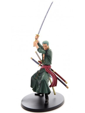 Figura Zoro One Piece 15 cm Banpresto Swordsmen