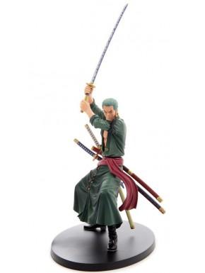 Figura Zoro One Piece 15 cm Banpresto Swordsmen