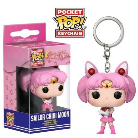 Llavero mini Funko Pop! Chibi Moon Sailor Moon
