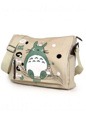Bandolera Ghibli green Totoro