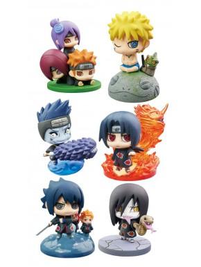 Figura sorpresa Naruto Shippuden Petit Chara 6 cm Part 2