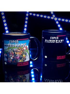Taza térmica Súper Mario Kart Nintendo