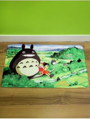 Alfombra Totoro landscape 80 x 50 cm