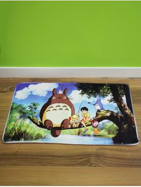 Alfombra Totoro and friends 80 x 50 cm