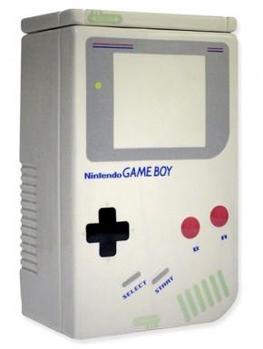 Galletero Cerámica Game Boy
