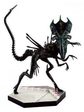 Figura Xenomorph Queens Aliens 23 cm Eaglemoss Collections