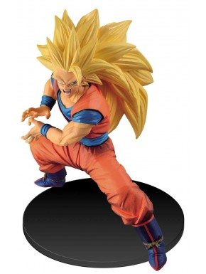 Figura Dragon Ball Son Goku Super Saiyan 3 14 cm Banpresto