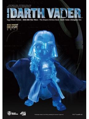 Figura Darth Vader Holograma Star Wars 17 cm