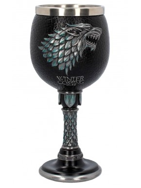 Copa Deluxe Winter is Coming Stark Juego de Tronos
