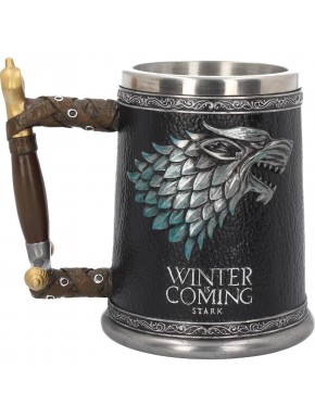 Jarra Deluxe Juego de Tronos Winter is Coming