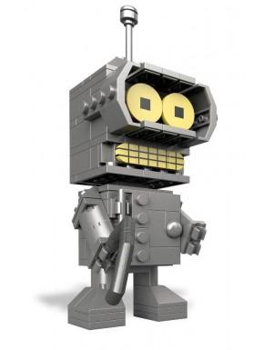 Figura Kubros Bender Futurama Construible
