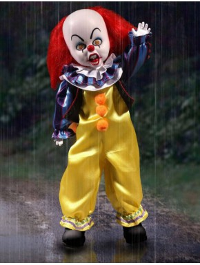 Muñeco Pennywise It Living Dead Dolls 25 cm