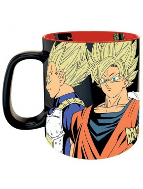 Taza Dragon Ball Saiyans vs Cyborgs