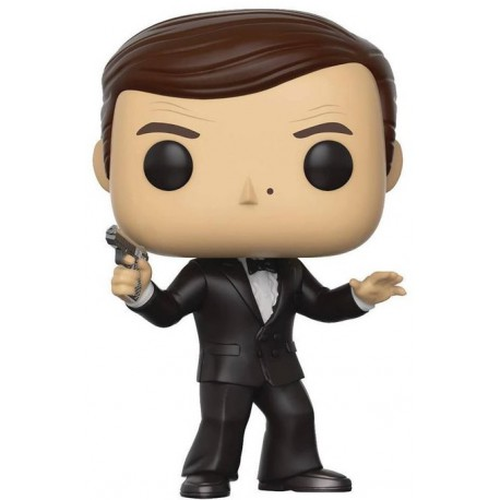 Funko Pop! Roger Moore James Bond