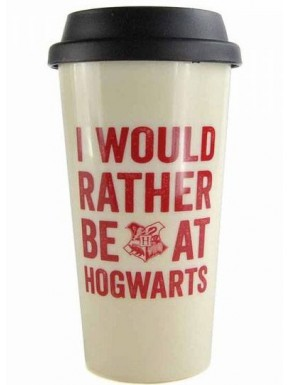 Taza de Viaje Harry Potter Be at Hogwarts