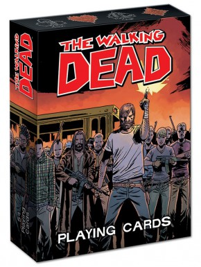 Baraja Poker The Walking Dead