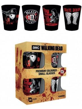 Vasos chupito Walking Dead Daryl Dixon