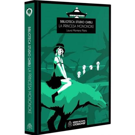 Libro Biblioteca Studio Ghibli La Princesa Mononoke