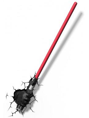 Lampara de pared Sable Laser Vader