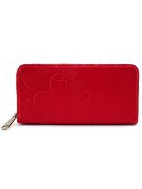 Cartera Loungefly Disney Minnie Mouse Red