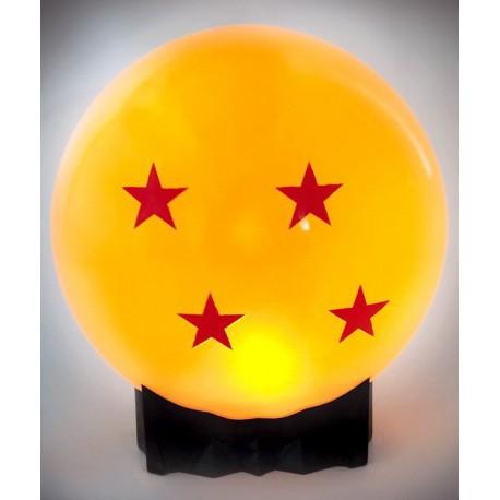 Lampara Bola No.4 Dragon Ball 20 cm