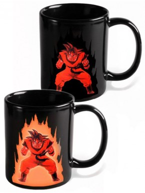 Dragon Ball Taza térmica Goku