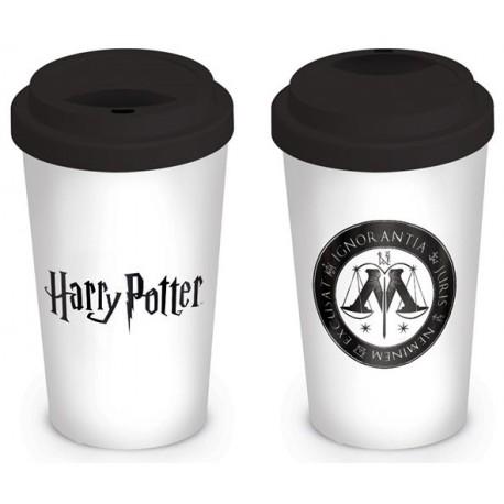 Taza de Viaje Harry Potter Ministerio de Magia