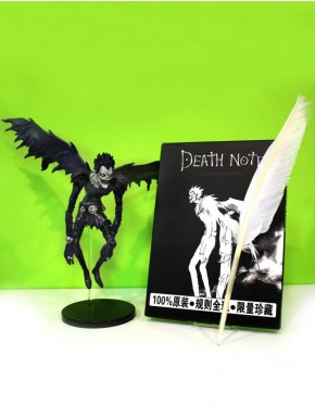 Pack Ryuk y libreta Death Note