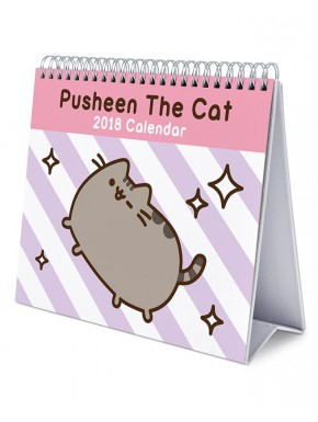Calendario Sobremesa 2018 Pusheen Cat