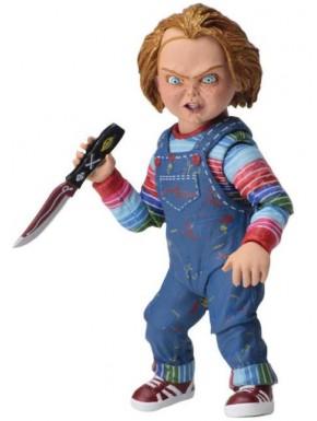 Figura Articulada Ultimate Chucky Neca 10 cm