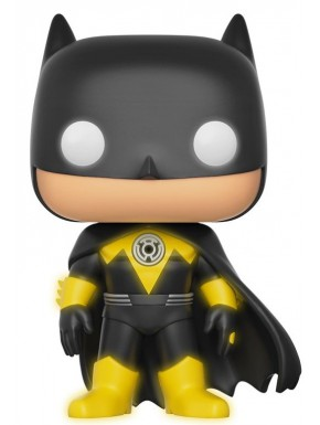 Funko Pop! Yellow Lantern Batman Luminiscente