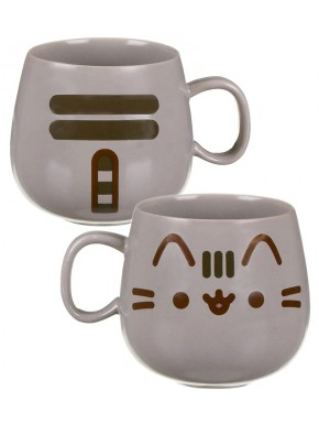 Taza Pusheen Cat Face