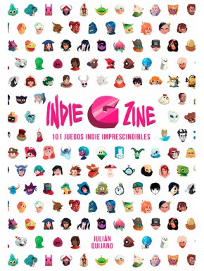Libro Indie G Zine 101 Juegos Indies Imprescindibles