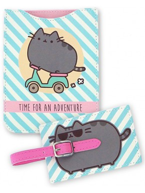 Set de viaje Pusheen the cat
