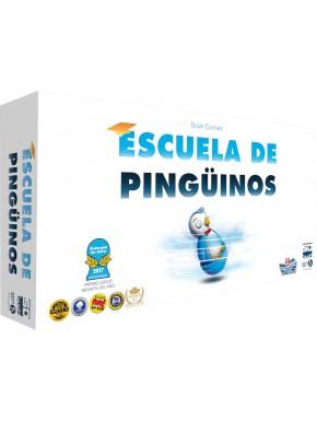 Juego de mesa Escuela de Pingüinos Edición Kinderspiele