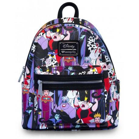 Bolso mochila Villanas Disney Loungefly