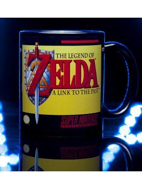 Taza térmica Zelda Super Nintendo