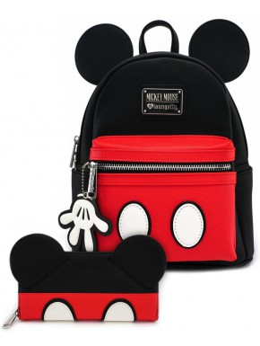 Pack Loungefly Mickey Mouse Disney