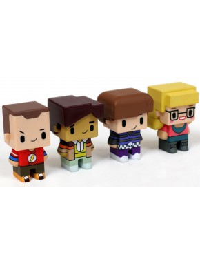 Set 2 Figuras Big Bang Teory