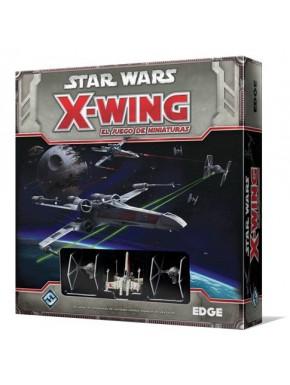 Juego de Miniaturas X-Wing Star Wars