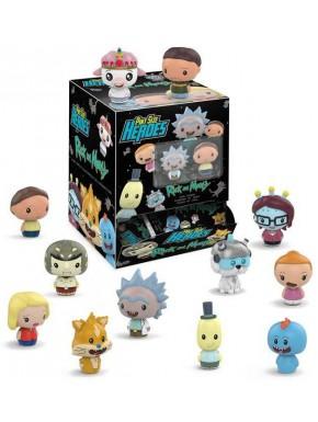 Figura sorpresa Funko Rick y Morty Pint Size Heroes