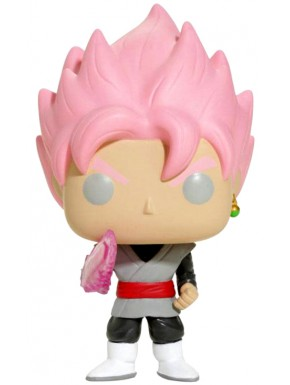 Funko Pop! Goku Black Super Saiyan Dragon Ball Super Ed. Limitada
