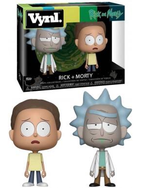 Set Figuras Rick & Morty Funko VYNL
