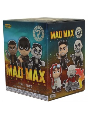 Minifigura Sorpresa Mad Max Funko