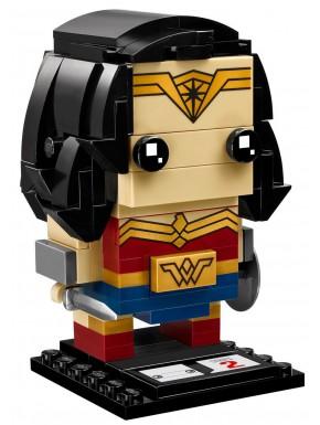 Figura LEGO BrickHeadz Wonder Woman La Liga de la Justicia