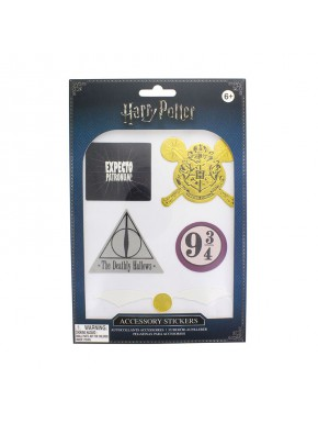 Set pegatinas Harry Potter Accesorios